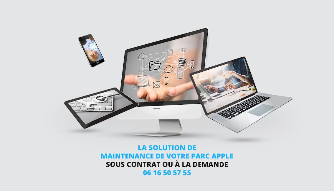 MacXpert la solution de maintenance de votre parc Apple